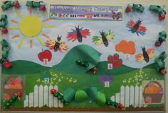 Claddagh National School Blog · The Very Hungry Caterpillar, by Junior Infants