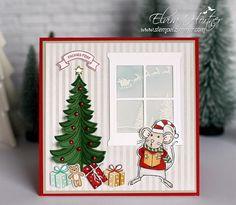 Weihnachten - Aus dem Mäusewohnzimmer