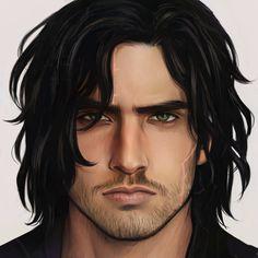 Character Creation, Fantasy Character Design, Character Concept, Character Inspiration, Character Art, Concept Art, Fantasy Male, Dark Fantasy Art, Book Characters