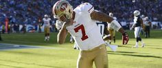 Kaepernick: Weight loss not due to vegan diet