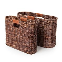 Lexington Porte-revues Medium, Marron - Lexington - Lexington - RoyalDesign.fr
