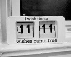 even though mine never have I still make 2 wishes every day