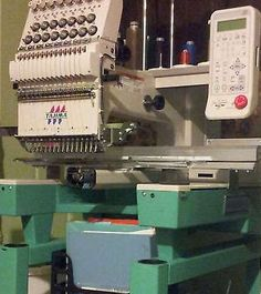 Used Embroidery Machines >> Theembroiderywarehouse Wants To Buy Your Used Tajima 4 Head