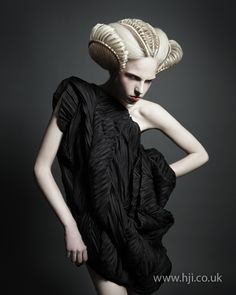 Photo of Indira Schauwecker BHA Avant Garde1 hairstyle