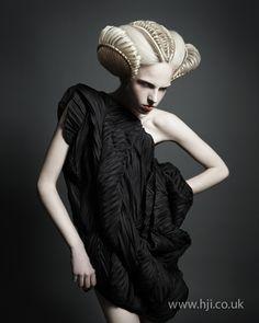 Photo of Indira Schauwecker BHA Avant Garde1 hairstyle