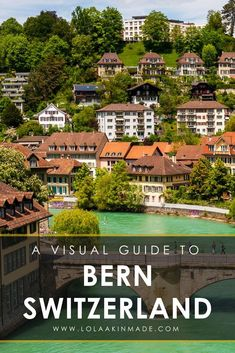 A visual guide to exploring Bern, Switzerland, a European town that gained UNESCO world heritage status due to its culture, history, and medieval  charm. Explore Bern's old town and wander its cobbled-stoned streets to be transported back in time. Travel in Europe. | Geotraveler's Niche Travel Blog#Bern #Switzerland