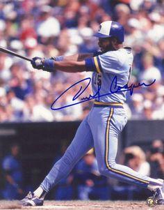 Cecil Cooper Pro Baseball, Baseball Players, Baseball Stuff, Baseball Cards, Old Games, Milwaukee Brewers, Major League, Wisconsin, Athletic