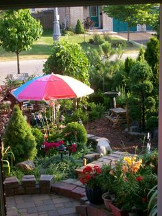 Landscaping Pictures & Ideas: Our Little Garden - Front Yard