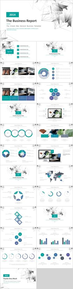 Pin by Graphic Assets on Presentation  PowerPoint Templates