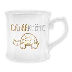 Chill-Kröte - ich habe diese Tasse