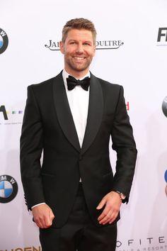 Pin for Later: Seht alle Stars auf dem roten Teppich beim Deutschen Filmpreis Thomas Hitzlsperger