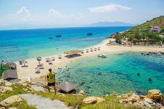 Yen island, Nha Trang, Khanh Hoa Province, Vietnam