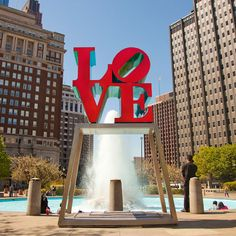 High Polished Philadelphia Love Statue Replica Stainless Steel Blue Love Sculpture for Sale Outdoor Modern Metal Sculpture Fine Sculpture Love Statue, Sculptures For Sale, Elements Of Art, Philadelphia, Vacations, Stainless Steel, Engagement, Metal, Party