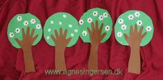 Forårstræer fra min blog: http://agnesingersen.dk/blog/foraarstraeer/