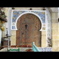 Tunisia. Door