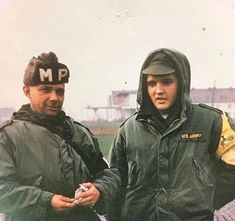 """Elvis in the army 1958 Source IG Elvisistheman """