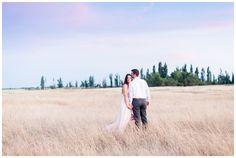 Sunset Engagement Portraits | Chico-Engagement-Photographer-Highway-99