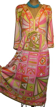 Pucci 1970s~love it!