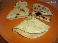 Zemiakové lokše - Potato pancakes yummy!