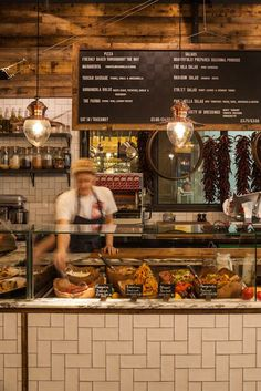 Jamie's Italian, Gatwick. Read the full case study, here: http://ow.ly/wS9e2
