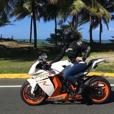 KTM RCB8 Ktm Motorcycles, Motorcycle Bike, Biker Chick, Biker Girl, Ktm Rc8, Bike Sketch, Custom Sport Bikes, Ride Out, Street Bikes