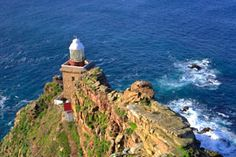The Cape Point is popular worldwide for more than just a few reasons and deservingly so. The exquisite views that it never fails to provide in. Table Mountain, Pilgrimage, Cape Town, Places To Travel, South Africa, Sailing, Around The Worlds, Earth, Water