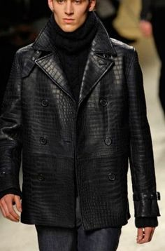 The $150,000 Hermès Crocodile Men's Peacoat from 2008-2009.  Yes please! They were offering a croc biker jacket last fall for about $120,000.