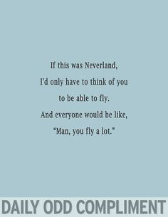 """Neverland Thoughts"" @Lindsey Grande Smith this one is great on so many levels."