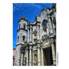 Catedral de San Cristóbal de La Havana.