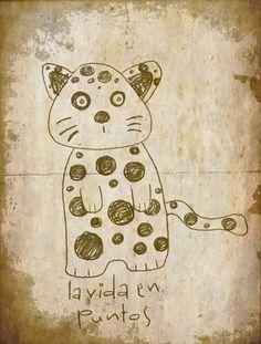 Dibujo de Indigo Galería, tienda de regalos en Villa de Leyva, Colombia.  Facebook: indigo galeria