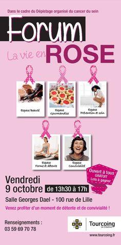 Octobre rose 2015 - Tourcoing