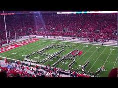 Script Ohio 75th Anniversary: The Ohio State University Marching Band 2011