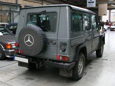 Mercedes-Benz 280GE (W460) 1979-1990