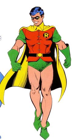 DC-COMIC - Robin I/ Nightwing(Ala Nocturna)/ Batman II /Chico maravilla(Dick_Grayson) - THE NEW TEEN TITANS (1980)/ OUTSIDERS/ JUSTICE LEAGUE/ BATMAN INC/ BATMAN FAMILY