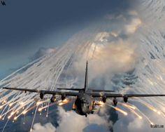 Black Fighter Plane
