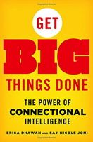 Book cover - Get Big Things Done