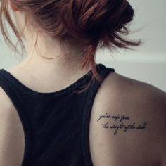 Shoulder blade tattoo❤ #ink #inked #tattoo #tattoos #tattooed #tatuagem #tatuaje #backtattoo #girlswithink #girlswithtattoos