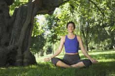 Yoga Poses For Pelvic Floor Strengthening | LIVESTRONG.COM
