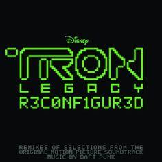Daft Punk: Tron: Legacy Reconfigured