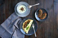 Dusené hlivové stonky - do omelety, polievky aj na hrianku
