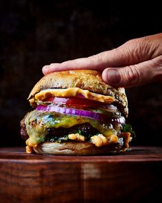 The Ultimate Summer Burger
