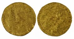 Collectable Gold Coins in our Upcoming Auction; featuring lot 289, this Henry VI first reign (1422 - 1461) gold noble, estimated £1200 - £1600.  READ THE POST HERE: http://afbrock-auctioneers.blogspot.co.uk/2013/11/collectable-gold-coins-in-our-upcoming.html  afbrock-auctioneers.blogspot.co.uk