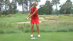 Golf tips - Push the Club Back for Straighter Shots