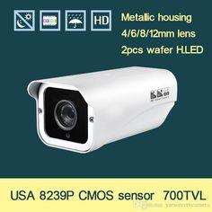 CCTV Camera FL-HDS2700PH-4 IR Bullet Surveillance USA 8239P CMOS 700TVL 4/6/8/12mm Fixed Lens Good Night Vision Waterproof With IR-Cut Online with $45.82/Piece on Yarsorcctvcamera's Store   DHgate.com