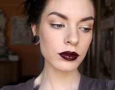 #trends si usas labios en burgundy recuerda q tus sombras deben ser neutras...