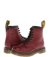 Dr. Martens Kid's Collection Brooklee 8-Eye Boot (Toddler) Cherry Red Softy T - Zappos.com Free Shipping BOTH Ways