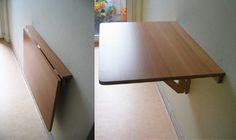 Wall Mount Fold Down Table Google Search Folding Furniture Ikea
