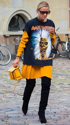 It's been a while since there was one It bag to rule them all but in Copenhagen and Stockholm, all the cool girls are carrying the same boxy tote.