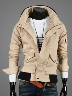 Hooded Jacket - Save Up to 70% Off on fabulous fashion trend products at Milano with Coupon and Promo Codes.
