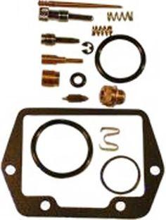 K&L Supply 00-2440 Carb Repair Kit for 1971-78 Honda ATC90